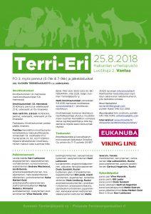 Terri-Eri 2018 @ Hakunilan urheilupuisto | Vantaa | Suomi