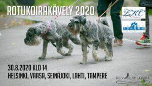 Rotukoirakävely @ Helsinki, Vaasa, Seinäjoki, Lahti, Tampere